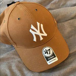 Carhartt Yankees Hat NEW
